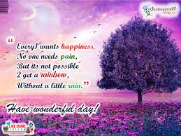 Good Morning Have A Nice Day Quotes Best of Good Morning Have A Nice Day Quotes Heart Touching Good Morning