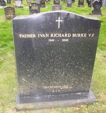 Rev Fr Ivan Richard Burke (1949-2000) - Find A Grave Memorial