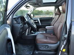 2016 toyota 4runner road test and review comfort and cargo
