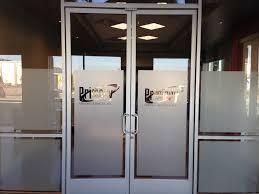 clever glass door signs glass door signs for office fordesign