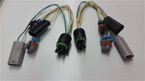 headlight adapter 92 99 gm 1500 2500 3500 (classic style) tahoe Hiniker Plow Wiring Harness hiniker snow plow wire harness hiniker snow plow wiring harness