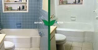 Refinish Bathroom Tile Awesome Tile Refinishing From Cutting Edge Refinishing