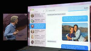 Screen Sharing With Audio Os X Yosemite Introduces Imessage Screen Sharing Facetime