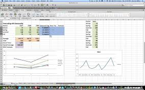 forecast model in excel forecasting with seasonality youtube