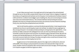 essay city  how to format dialogue in a story