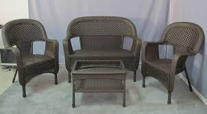 Outdoor Wicker Furniture Seller Announces Big Savings on Clearance
