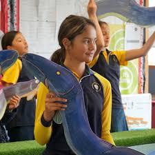 Native eels on slippery slope, children learn – Rangitoto Observer