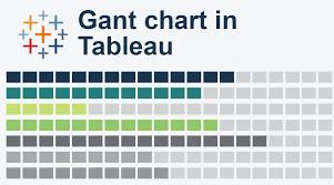 Gantt Bar Chart Tableau Gantt Chart In Tableau Importance Steps To Create Gantt