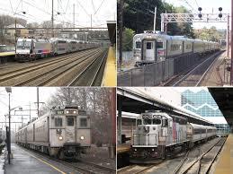 New Jersey Transit Rail