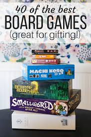 40 board game gift ideas