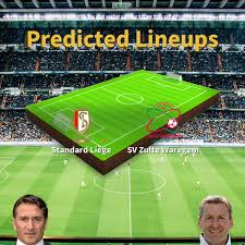 Predicted Lineups and Player Updates for Standard Liège vs SV Zulte Waregem  27/09/20 - First Division A News