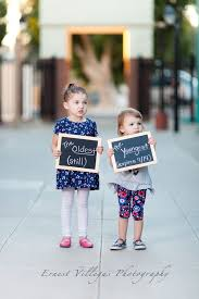 Sibling Birth Announcement Sibling Baby Announcement Chalkboard Signs Cute Sisters Yuma