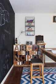 Office Chalkboard Chalk Paint Wall Ideas Home Office Eclectic With Wooden Floors