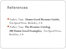Key Points Of A Good Resume Resume Pdf Download