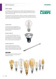 Sylvania Lamps Catalogue By Led World Issuu