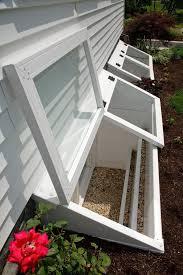 deck designs around basement windows