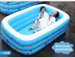 biggest inflatable bathtub ideas