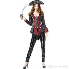 new pirate costumes y leather women suit cosplay costume party fancy ball clothing by dhl hot ing costumes for five people team
