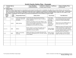 sample safety plan beautiful osha safety plan template gallery entry level resume