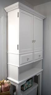 cabinets over toilet in bathroom. over the toilet storage. runnerduck bathroom cabinet plan, is a step by instructions on how to build an cabinet. cabinets in o