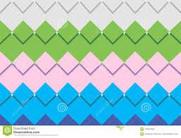 Square Corner Design Square Mosaic Vector Background Corner Design Stock Vector