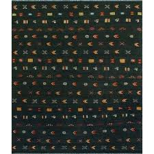 rug high low black orange x and rugby shirt furniture