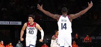 USA Basketball's Olympic Hub