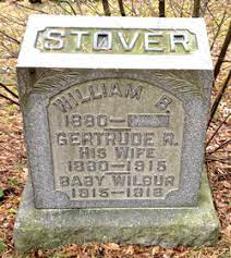 Gertrude Hickman Stover (1880-1915) - Find A Grave Memorial