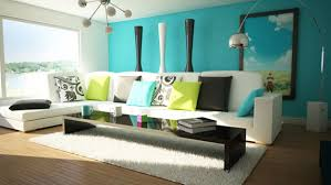 bright colorful home. Living Room Design Ideas Bright Colorful Monochrome Accents Color In Modern Sitting Space Decorated With Bulb Pendant Lamp And Giant Curved Standing Home O
