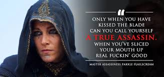 Creed Quotes Extraordinary The Six Most Memorable Moments From The Assassin's Creed Movie
