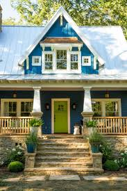 Best  Blue Houses Ideas On Pinterest Blue House Exterior - Exterior paint for houses