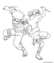 Naruto Coloring Pages To Print New Printable Of Page Thanhhoacar Com