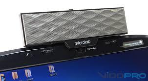 Обзор <b>Microlab B51</b>: над ноутбуком кое-что есть