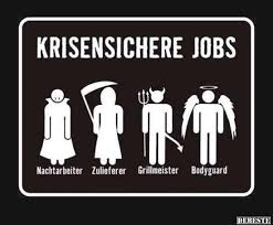 Krisensichere Jobs Lustige Bilder Sprüche Witze Echt Lustig