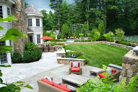 Landscape Design Westford Ma A Blade Of Grass Boston Landscape Design Installation