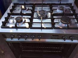hotpoint luce gx641fgk 60cm direct flame gas hob posot cl