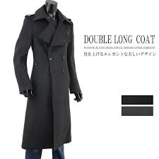 long coat mens wool trench coat long double trench coat cashmere napoleon v261029 03