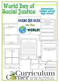 World Day of Social Justice | School classroom, Social justice and ...