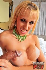 Fucking With Shemale Gisele Ferrara On Tranny POV