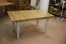 Farmhouse Kitchen Tables Uk Treske Blog A Bespoke Farmhouse Kitchen Table