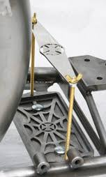 jesse james cfl chopper frame available at custom chrome at cyril