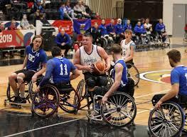 Alberta Northern Lights Wheelchair Basketball Society Have A Go Wheelchair Basketball Sessions Coming To Red Deer