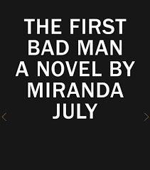 essays bookyish the protagonist of m da s novel the first bad man cheryl glickman is quite frankly weird viewing her from a readerly distance her