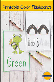 Download the file, print onto cardstock and laminate for durability. Free Printable Color Flashcards