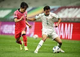 توقيت مباراة العراق وإيران والقنوات الناقلة لها تصفيات كأس العالم آسيا -  كورة في العارضة
