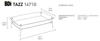coffee table measurements coffee table measurements