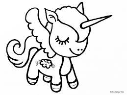 Eenhoorn Unicorns Kleurplaten Kleurplaat Kleurplaten Tekeningen In