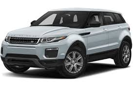 Land Rover Range Rover Evoque Colours Available In 11