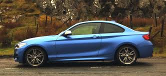 BMW Convertible bmw m235 test : Manual BMW M235i Review - autoevolution