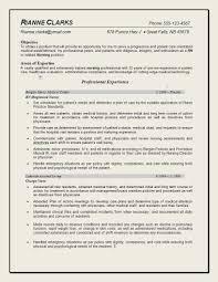 Nursing Resume Template Free Word 39 S Templates Cv Nurse Resume